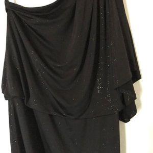 Dresses & Skirts - Little Black dress - one shoulder